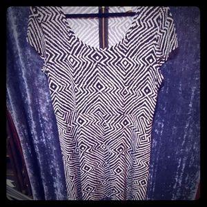 Michael Kors short knit Women's dress